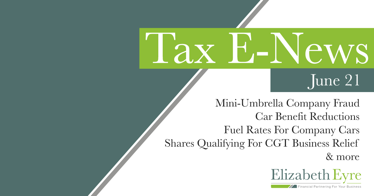 Read more about the article Tax E-News | June 21