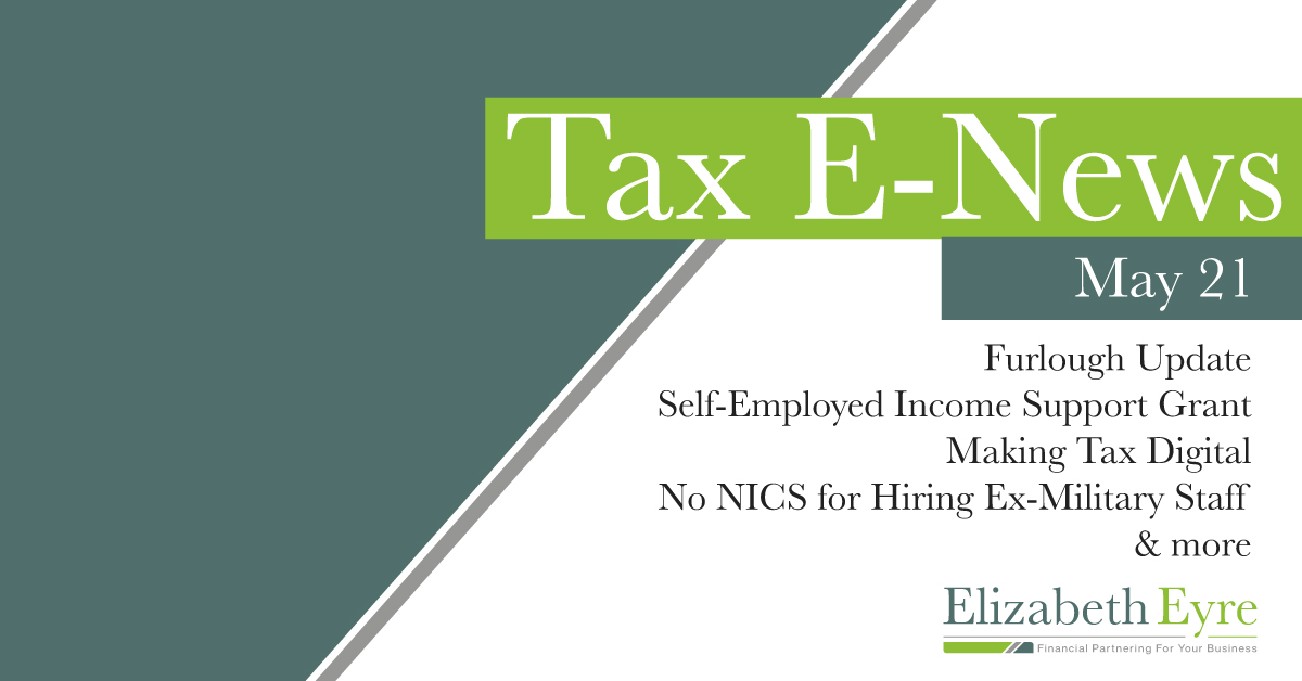 Read more about the article Tax E-News | May 21